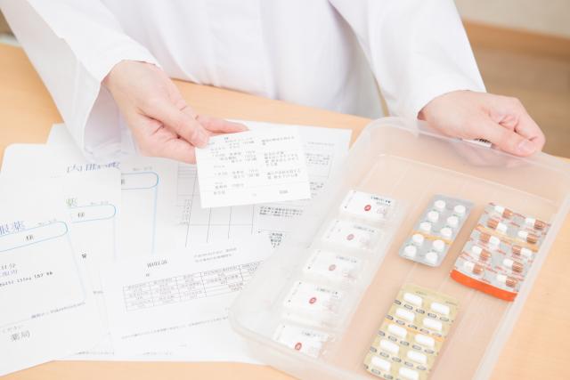 薬剤師と薬