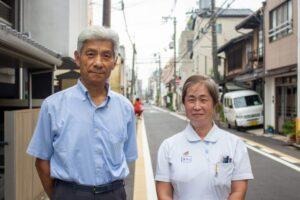 永年勤続!清水紀美子看護職(30周年)、鈴山博司医師(20周年)の想いをインタビューしました!