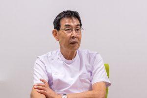 「人生の充実感を探す、そのための支援を目指す」垣田清人 京都大原記念病院 院長
