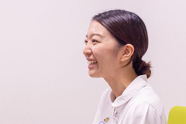 京都大原記念病院の先輩看護師インタビュー