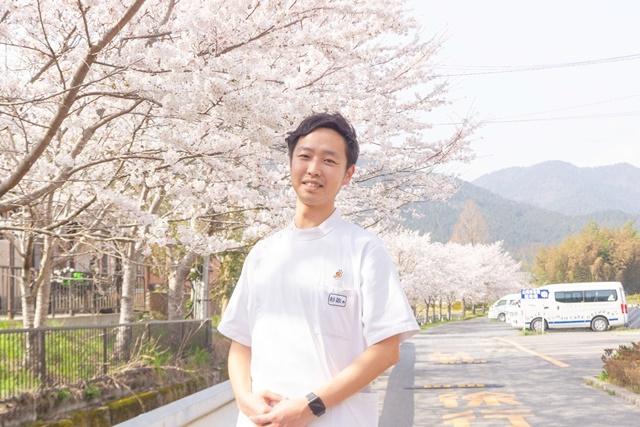 京都大原記念病院・看護師 杉政秀樹さん