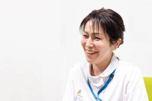 「いつも来てくれはる中川さん」として評価されることが訪問看護のやりがい