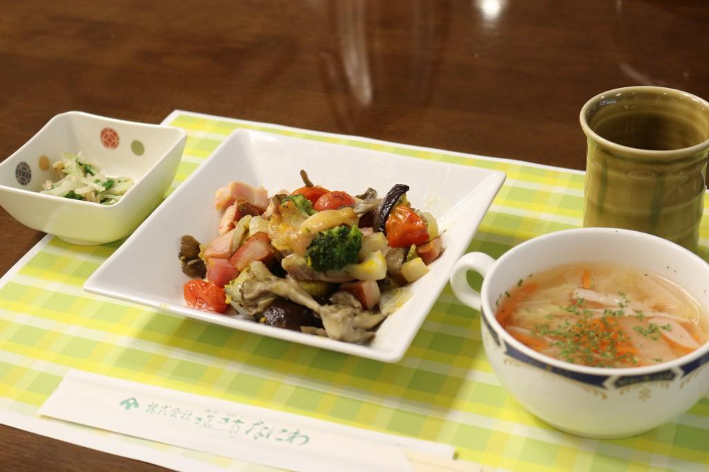 ぎゅうぎゅう焼き (2)